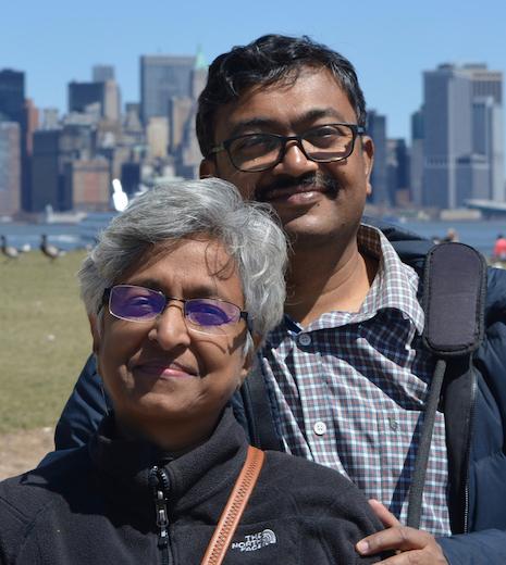Anil & Shalini small